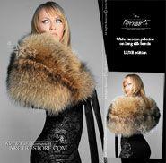 Russian raccoon accessories
