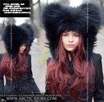 Hoods, Eskimosian hats
