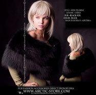 Black furs