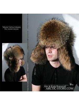Russian fur hat - Ushanka