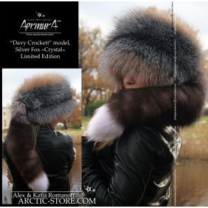 Davy Crockett, crystal fox v.2