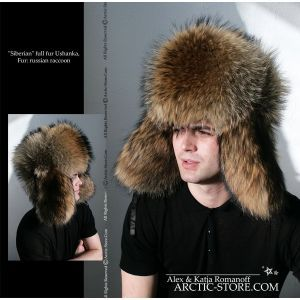 Russian fur hat - Ushanka