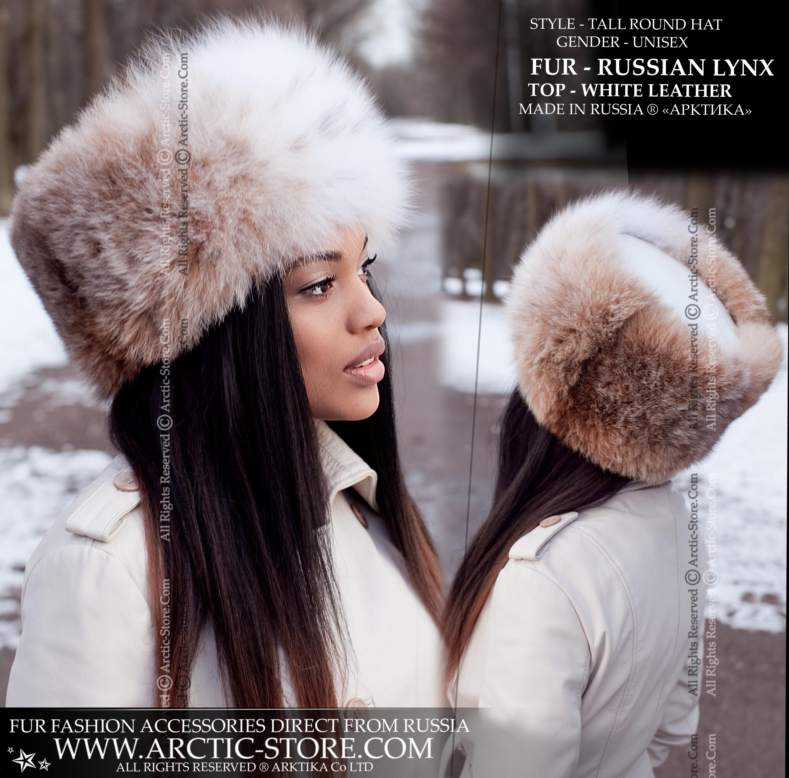 e31ca69dc0494 Real Fur Hats and Caps on Sale in Arctic-Store